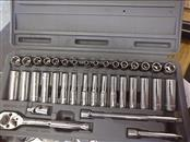 Napa Evercraft 36 Pc Sae & Metric Socket Set